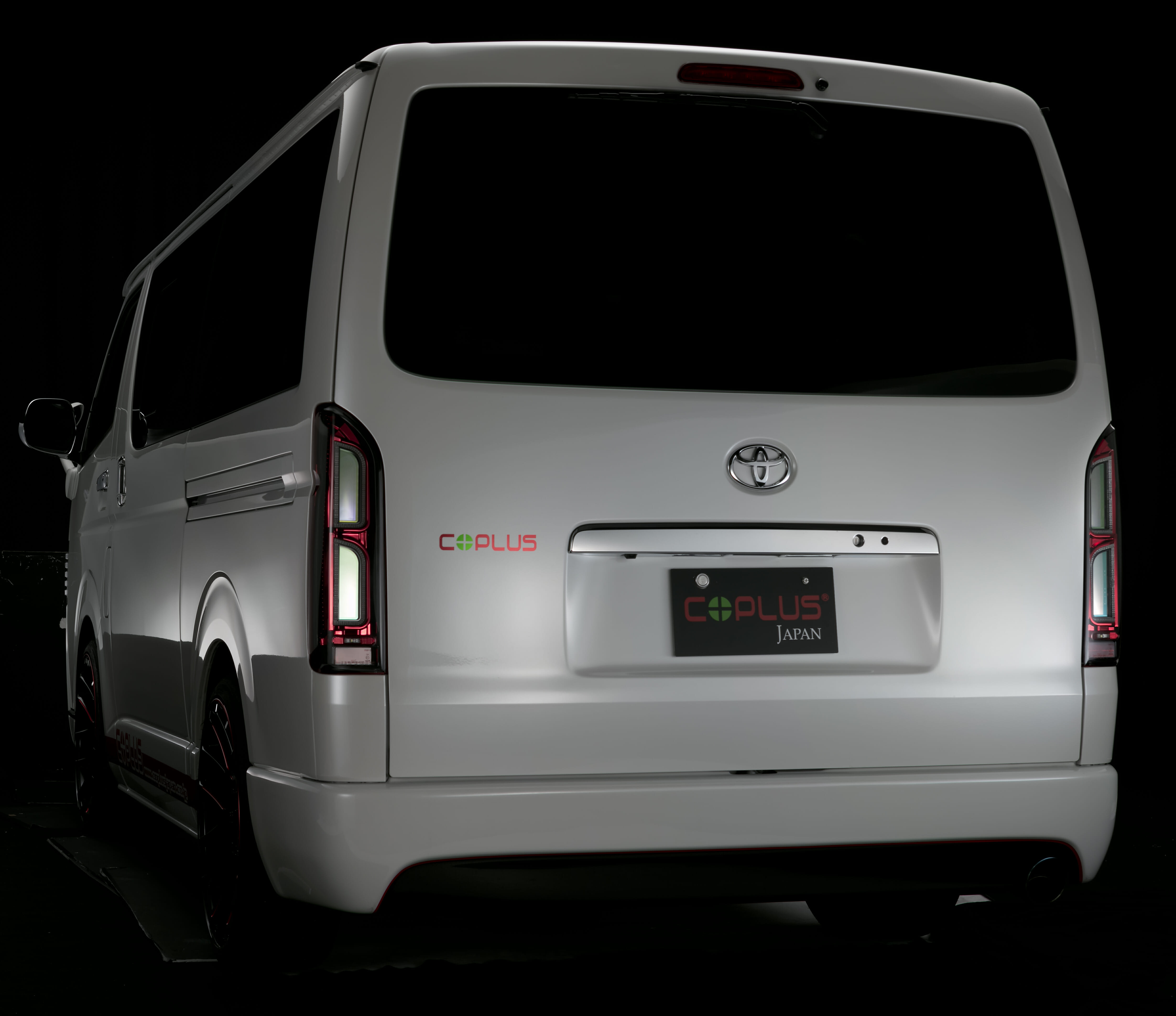 PLATINUM LED TAIL LAMP L MODEL for HIACE/REGIUS ACE